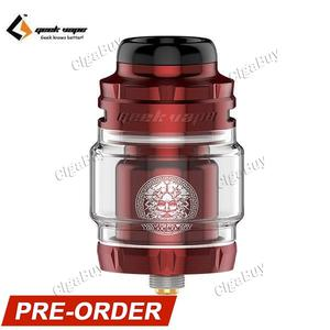Zeus X Mesh RTA 4.5ml - Wine Red
