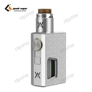GeekVape Athena Squonk BF Mechanical Mod Kit - Silver