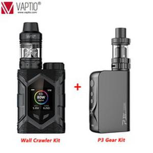 UK SHIPPING!!! 100W Vape Kit  P3 Gear Electronic Cigarette 3000mAh Starter kit Built-In-Battery 2.0ml Atomizer 510 Thread