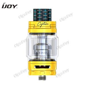 IJOY Captain X3 6ML/8ML Sub-Ohm Tank Atomizer - Yellow