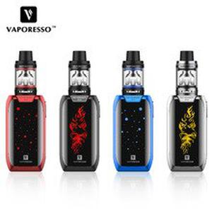Original  Revenger mini Vape Kit 85W Electronic Cigarette Revenger mini Mod with NRG SE Tank Vaper Kit Support GT Coil