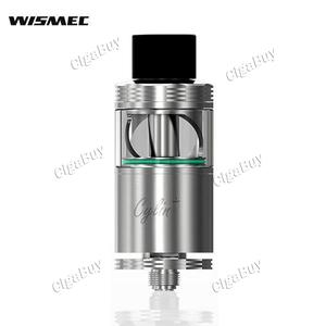 WISMEC Cylin Plus RTA/RDA Tank Kit 3.5ml - Stainless Steel