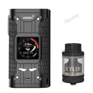 Smoant Cylon TC218 + Kylin Mini RTA Black Bundle Kit