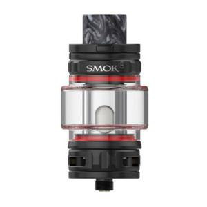 TFV18 Sub Ohm Tank Clearomizer Vape Atomizer - 7.5ml, 0.15ohm / 0.33ohm, 31.6mm - Plating Matte Black