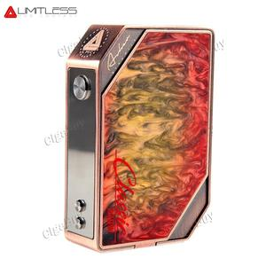 Limitless LMC Classic 220W V2  - Resin Red