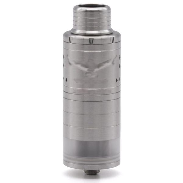 FLYMON VG Extreme 2 Style MTL RTA ,6.5ml  - Silver(Group purchase products, please go to the group purchase page to buy)