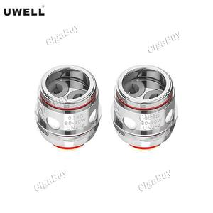 2 x   Valyrian II FeCrAl UN2-2 Dual Meshed Coil 0.14ohm