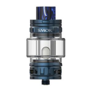 TFV18 Sub Ohm Tank Clearomizer Vape Atomizer - 7.5ml, 0.15ohm / 0.33ohm, 31.6mm - Blue