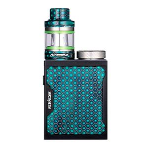 Funky 80W TC VW  Kit - Green