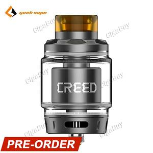 Creed RTA 4.5/6.5ml 25mm - Gunmetal
