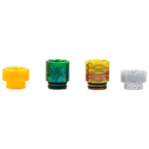 D5 Replacement 810 Drip Tip (4PCS) - Random Color