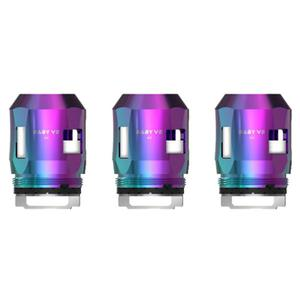 Baby V2 A2 Replacement 0.2ohm Coil For TFV8 Baby V2 Atomizer (3PCS) - Rainbow