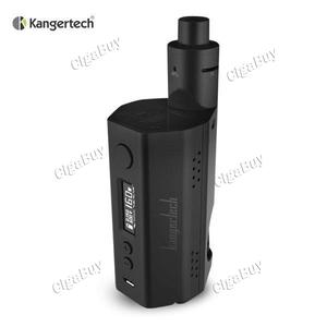 Kanger Dripbox 160W TC Squonk Starter Kit - Black
