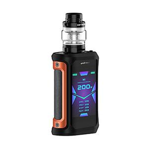 Aegis X 200W 5.5ml/4ml Starter Kit - Signature Orange
