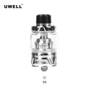 Crown 4 IV Tank - 6ml Adopts Bubble Pyrex Glass Tube With Dual SS904L Coils