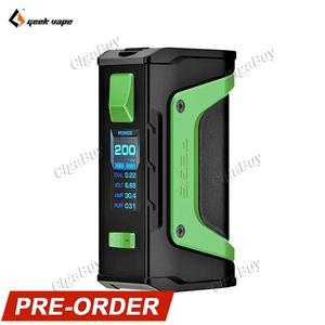 GeekVape Aegis Legend 200W TC  - Green Trim