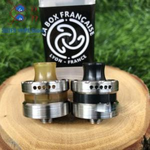 LA Dripper RDA Atomizer vaper Rebuildable Drops Adjustable with pin BF e-Cigarette Atomizer Tank 22mm vs GOON 1.5/GEN 25 RDA