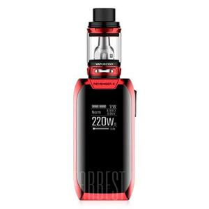 Revenger X 220W TC Kit with NRG Tank