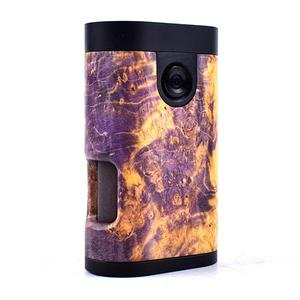 ARM Style Stable Wood 18650 Squonk Mechanical Mod by Shenray - Phoenix