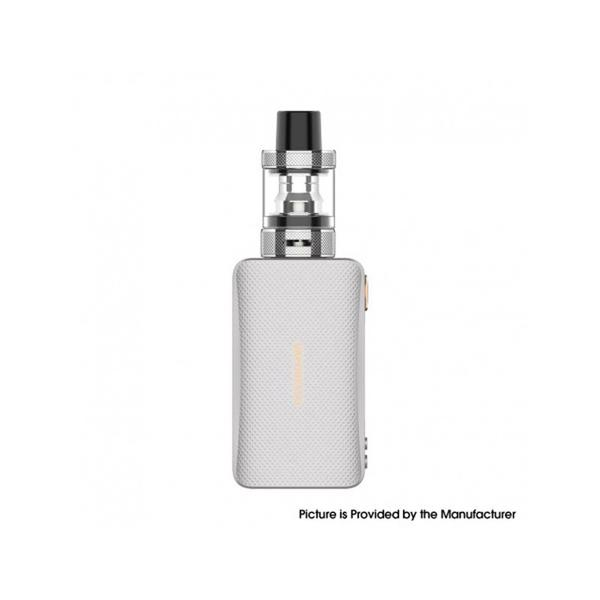 Gen Nano 80W 3.5ml 2000mAh TC VV VW Mod Vape Starter Kit with GTX Tank 22 - Silver