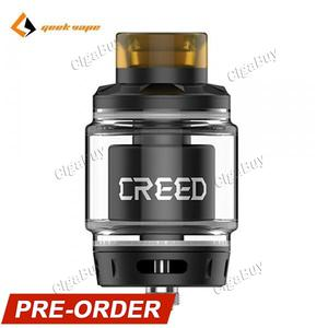 Creed RTA 4.5/6.5ml 25mm - Black