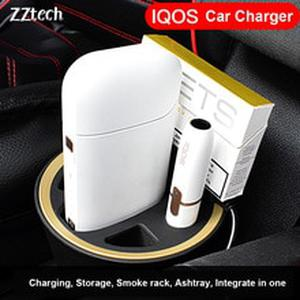 Original Electronic Cigarette Multifunctional Car Charger for IQOS 2.4 IQOS 2.4 Plus charger Intelligent e-cigarette usb charger
