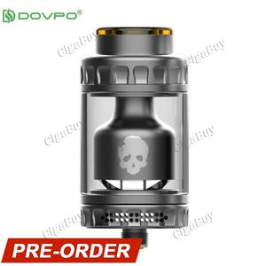 DOVPO Blotto RTA 6ML - Gunmetal