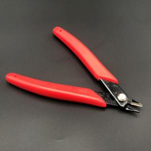 1/2/5PC Thicken Small ecig Cutting Plier Wire Cable Side Snips Flush Pliers Tool 170 Flush Cutter Internal Spring Cutting Pliers