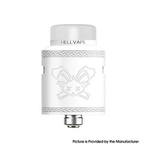 Dead Rabbit V2 24mm RDA Rebuildable Dripping Atomzier w/ BF Pin - White