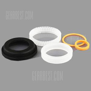 CLXCIG Silicone Seal Ring 3 Bags / Set