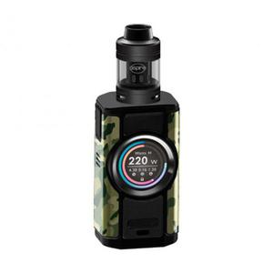 Dynamo  220W  TC VW  w/ Nepho Atomizer 4.0ml Kit  - Camo/Black
