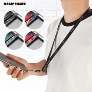 Magic Shark Devil USA Flag Graffiti Vfor Vendetta Batman Cable Hang Strap Band Ruler for Android Phone Caliburn IQOS Smok Relx