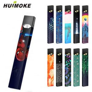 Magicshark STICKER For Juul 3M Adhesive Printing Label 2.5D stereo film Sticker For Juul Cover High Quality