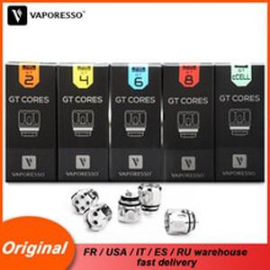3pcs/lot Original  Atomizer core Coil GT2 GT4 GT6 GT82 GT Meshed for SKRR NRG Tank Gen Polar Swag LUXE Revenger Kit