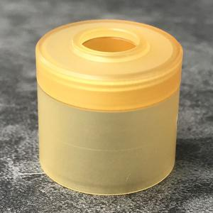 Replacement PEI Tank Tube for Monarchy Style RTA Atomizer by YFTK - Yellow