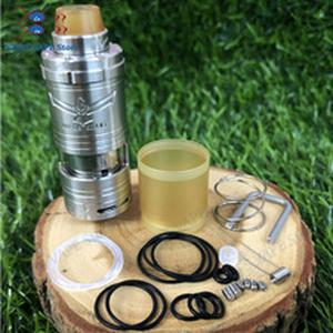 Vapor Giant v6 S/V5S RTA bottom airflow Single coil Atomizer tank 5.5ML Capacity 23mm 316ss adjustable VS Giant M5 MTL RTA vape