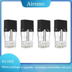 For Juul Ceram Coil Cartridge Vaporizers E-Cigagette Pods Atomizer Coils Ceramic Core Cartridge 0.8ml Empty Cartridge/Atomizer