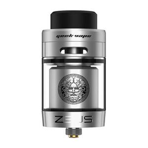 Zeus dual 26mm RTA  2.0ML (TPD Edition) - Silver