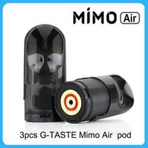 Original G-TASTE Mimo Air Replacement Pod 1.3ml with 1.4ohm/1.8ohm Resistance Pod cartridges Vape accessories