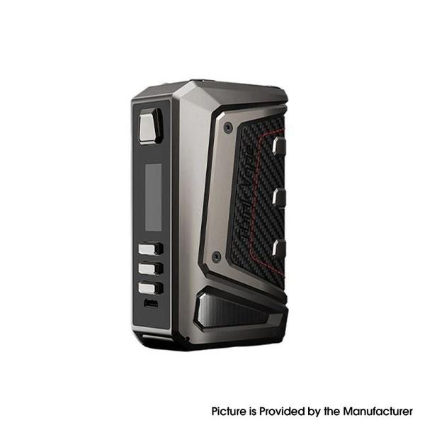 Think Vape AUXO DNA 250C Vape  - 1~200W, 2 x 18650, Evolv DNA 250C chipset - Carbon Fiber