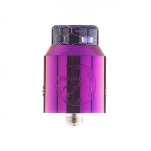 Rebirth 24mm RDA  w/ BF Pin - Purple