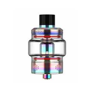 JIUANG Shadow 24.2mm Sub Ohm Tank Clearomizer 4.0ML - Rainbow