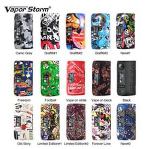 Hot Sale 200W  Storm230 Puma TC Box MOD Max 200W No 18650 Battery  Fall-proof & Scratch-proof Vs Thor