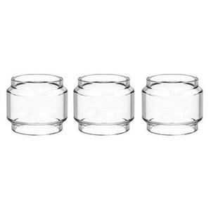Replacement Glass Tube for Galaxies MTL Atomizer 5.0ML (3PCS) - Transparent color