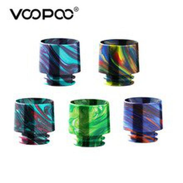 Resin Drip Tip Mouthpiece Drag 2 Drag Mini Drip Tips Uforce T1 T2 Tank Atomizer Drip Tip 810 Resin E Cigarette