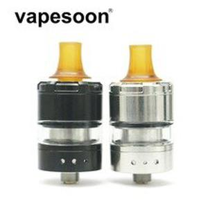 Manta V2 MTL RTA 2.0 22mm 2ml Capacity Atomizer Rebuildable Tank Single Coil 4 levels Bottom Airflow Control e-Cigarette