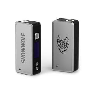 SnowWolf 85W TC Mod 1pc \r\n-\r\nSILVER\r\n