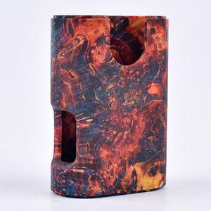 ARM Style Stable Wood Mod for ArM Squonk 18650 Mechanical Mod by Shenray - STYLE 8