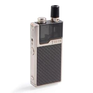 Orion DNA GO 2ml 950mAh All-in-one Starter Kit - Silver Textured Carbon Fiber