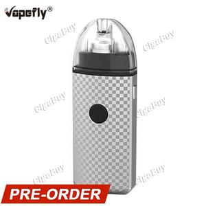 Jester Rebuildable Pod System Meshed Edition - Silver
